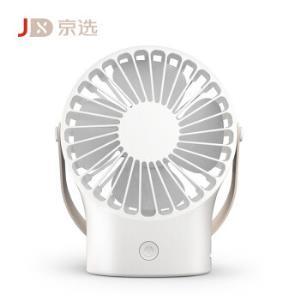 京选 USB桌面小风扇 学生办公充电风扇 30元