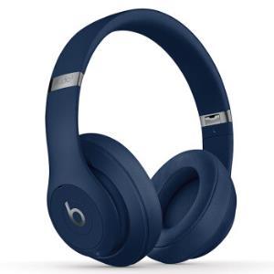 Beats Studio3 Wireless 录音师无线3代 头戴式蓝牙耳机 蓝色1738元