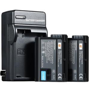 蒂森特 尼康D850 D800 D7500 D7200相机 EN-EL15 两电一充 电池套装153元