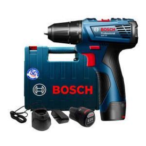博世(BOSCH)GSR 120-Li 双电版12V锂电手电钻电动螺丝刀 家用多功能充电式电钻 *2件 884元(合442元/件)