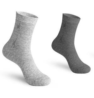 Miiow 猫人 男士薄款棉质中筒袜 6双装 *5件99.5元(合19.9元/件)