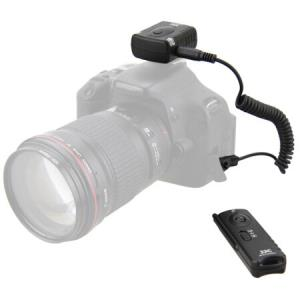 JJC JM-M 无线快门线 相机遥控器 适用于尼康D7100 D5500 D3300 D7200 D5300 D5200 D750套机 替代MC-DC286元