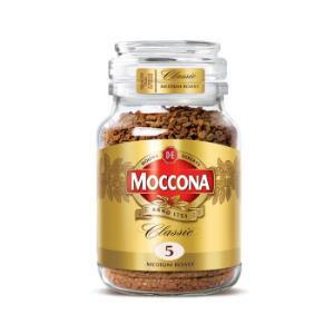 Moccona 摩可纳 经典中度烘焙 冻干速溶咖啡 100g *2件 82元(合41元/件)