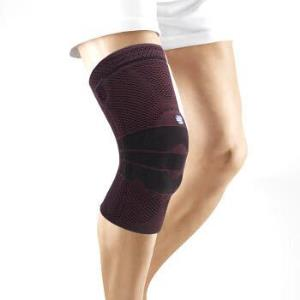 保而防(BAUERFEIND)护膝运动护具GenuTrain基础款运动护膝 酒红色防滑款 3+凑单品222.72元