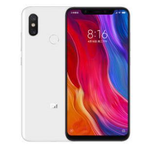 小米(MI) 小米8 智能手机 白色 8GB 128GB 2799元