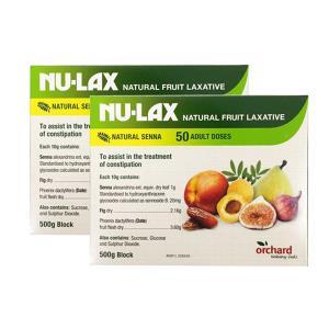 双十一预售:NU-LAX天然果蔬乐康膏500g*2盒 限时特价89包邮
