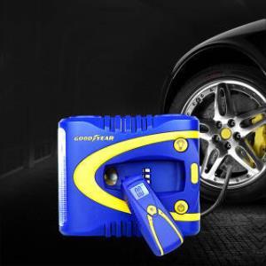 固特异(GOOD YEAR) GY-2509 车载充气泵 蓝色  券后148.5元