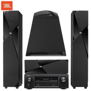 预定:  JBL STUDIO 180BK+天龙 X520功放音箱 3.1声道 组合音响6599元
