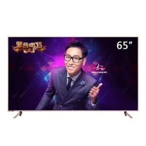 CHANGHONG 长虹 65D3P 65英寸 4K 液晶电视 (需用券)3669元包邮