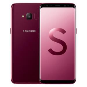 三星 Galaxy S 轻奢版(SM-G8750)4GB+64GB 勃艮第红 移动联通电信4G手机 双卡双待2299元
