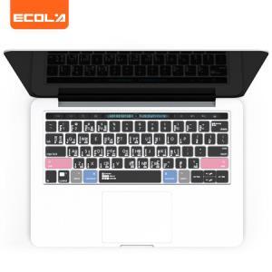 宜客莱快捷键键盘膜保护膜苹果2016新款MacBook Pro13/15英寸专用 纤薄透明 EA021SPB39元