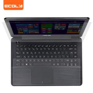 宜客莱笔记本电脑键盘膜+屏幕膜套装通用15.6英寸16:9宽屏笔记本 CD-T15629元
