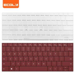 宜客莱笔记本键盘膜保护膜适用微软Surface laptop  EC004 高透26元