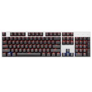 ThundeRobot 雷神 黑金刚K70 机械键盘 国产轴 黑轴199元
