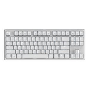 ROYAL KLUDGE 987 87键双模 机械键盘  (Cherry红轴、白色、白色背光)