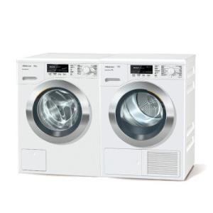 Miele 美诺  WKF121C +TKG440WPC 洗衣机干衣机套装31980元包邮