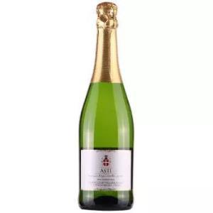 京东海外直采 意大利布朗尼 阿斯蒂甜白起泡酒/气泡酒 皮埃蒙特产区 750ml 原瓶进口35元