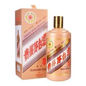 茅台 生肖纪念 丙申猴年 星美生活定制 酱香型白酒 53度 500ml单瓶装4180元