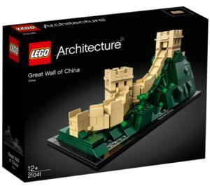 LEGO 乐高 建筑系列 21041 中国长城 Plus会员249元