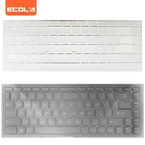 宜客莱笔记本键盘膜机械革命S1 14英寸 电脑贴膜 EZ00626.9元