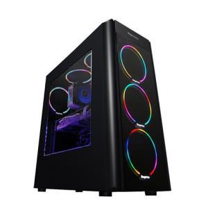 京天(KOTIN)六核I5 8500/8GB/GTX1070Ti/120G台式吃鸡游戏电脑主机DIY组装机自营主机6099元