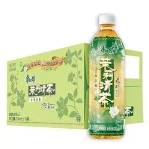 康师傅 茉莉清茶 茶饮料 500ml/550ml*15瓶 整箱装(新老包装自然发货) *2件55.84元(合27.92元/件)