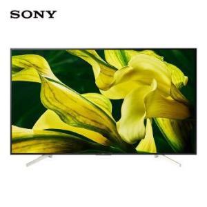 SONY 索尼 KD-75X7800F 75英寸 4KHDR超高清 智能液晶电视11999元