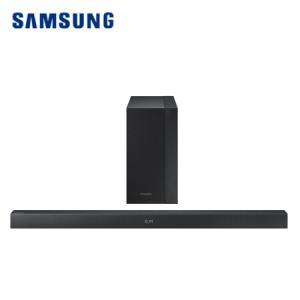 三星 SAMSUNG HW-M360/XZ 音响 音箱 无线蓝牙回音壁 Soundbar 家庭影院 电视音响 低音炮 2.1声道 黑色1599元