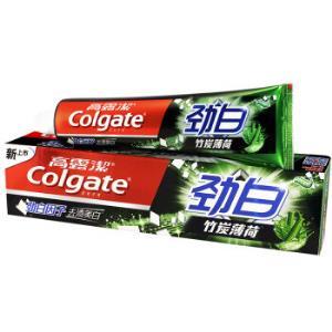高露洁(Colgate)劲白系列牙膏120g *16件 52.6元(合3.29元/件)
