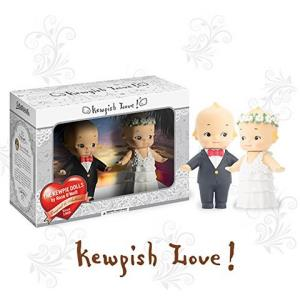 丘比 娃娃结婚系列 套盒收藏公仔    50.4元