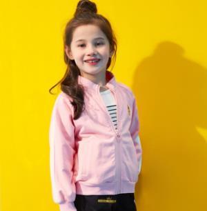 Deesha 笛莎 女童运动夹克衫外套 *4件    176.8元(合44.2元/件)