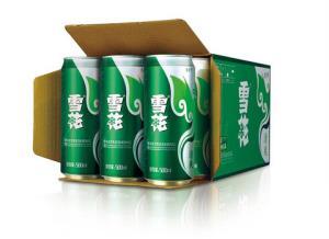 雪花啤酒(Snowbeer)8度清爽 500ml*12听 整箱装 *3件99.7元(合33.23元/件)
