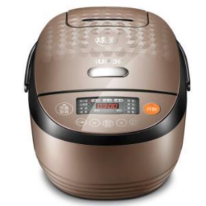 苏泊尔(SUPOR)电饭煲电饭锅4L容量精铁球釜IH电磁加热CFXB40HC803-120399.6元