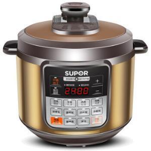 SUPOR 苏泊尔 CYSB60YCW10D-110 6升 电压力锅299元