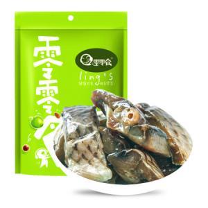 华味亨 原味醉鱼干120g 特产即食零食鱼片休闲小吃 *11件 144.45元(合13.13元/件)