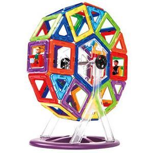 MAGFORMERS 麦格弗 63074 儿童益智玩具磁力片 嘉年华套组 46片装259元