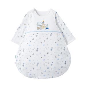 全棉时代 婴儿针织侧开睡袋 90*58cm(建议18-24个月) 气球小象 1件装    214元