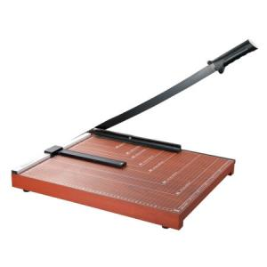 齐心(Comix) A3木质切纸机/切纸刀/裁纸刀/裁纸机180*150mm 红 B2788142元