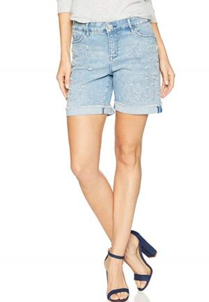 限4码!NineWest女士Gramercy牛仔短裤服饰箱包-亚马逊中国-海外购美亚直邮¥88.84
