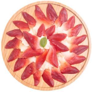 獐子岛 冷冻加拿大北极贝切片 160g 18-22片 火锅食材 海鲜水产 *4件104.12元(合26.03元/件)
