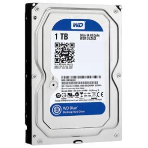 西部数据(WESTERN DIGITAL) 蓝盘 1TB 7200转 64M缓存 SATA接口 台式组装机电脑机械硬盘279元
