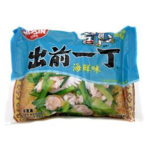 出前一丁 方便面 海鲜味 100g *21件80.8元(合3.85元/件)