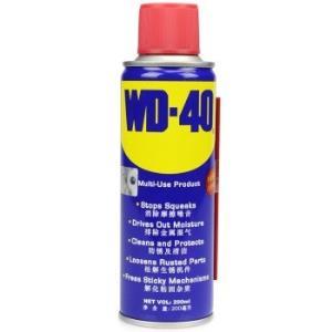 WD-40 除湿防锈润滑剂 200ml *2件