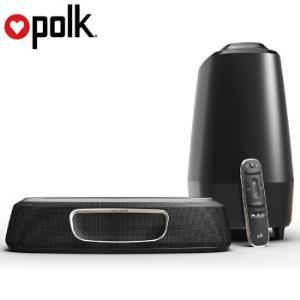 普乐之声(polk) MagniFi Mini  音响 音箱 家庭影院5.1解码宽声场电视音响 回音壁 无线低音炮 套装 黑色1409元