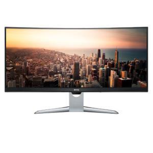 BenQ 明基 EX3501R 35英寸显示器(21:9、1800R、2K、100Hz、FreeSync)4999元