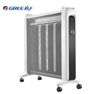 GREE 格力 NDYN-X6021B 电热膜 取暖器328元