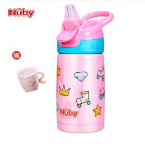 Nuby 努比 儿童运动保温杯 300ml *2件98元(合49元/件)