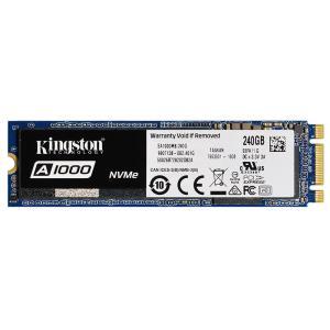 Kingston 金士顿 A1000系列 240GB M.2 NVMe 固态硬盘  券后369元