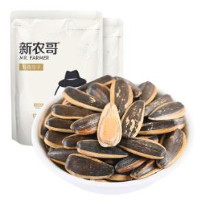 新农哥 葵花籽 五香瓜子 160g*2袋 *16件132元(合8.25元/件)