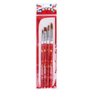 晨光(M&G)ABH97871 多规格美术水粉水彩油画学生组合画笔4支装 *9件48元(合5.33元/件)